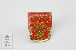 Arsenal Football Club, London - England - Pin Badge - Fútbol