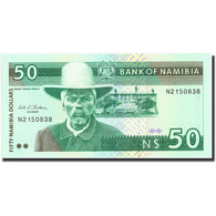 Namibia, 50 Namibia Dollars, 1993, KM:2a, 1993, NEUF - Namibie