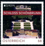 "AUSTRIA/Österreich EUROPA 2017 ""Castles"" Set Of 1v** - 2017"