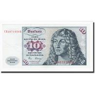 République Fédérale Allemande, 10 Deutsche Mark, 1980, KM:31c, 1980-01-02 - [ 7] 1949-… : FRG - Fed. Rep. Of Germany