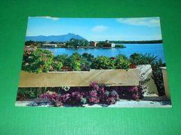 Cartolina San Felice Circeo - Lago Di Paola - Santuario Della Sorresca E Circeo - Latina