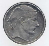 BOUDEWIJN * 20 Frank 1953 Vlaams * Z.Fraai * Nr 6028 - 07. 20 Francs