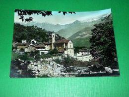 Cartolina Villarfocchiardo - Chiesa Parrocchiale 1957 - Italie