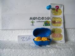 MONDOSORPRESA, (SC96-256A)  FERRERO, K02 N71  ANIMALE NEL PANIERE + CARTINA - Montabili