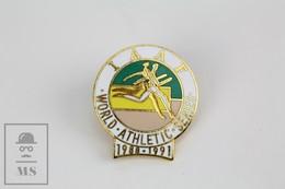 IAAF World Athletics Series 1988- 1991 - Pin Badge - Atletismo