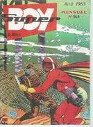 SUPER BOY   N° 164  -  IMPERIA 1963 - Superboy