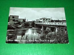 Cartolina Castel Volturno ( Caserta ) - Ponte A Mare - Ponte Sul R. Lagni 1959 - Caserta