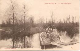 PONT-REAN  - 35 - Port Saint-Samson - RARE - Pont-Réan - France