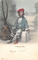 BHUTAN / A Bhutia Coolie - Butan