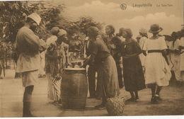 Leopoldville Le Tam Tam Edit Nels  Thill - Kinshasa - Léopoldville