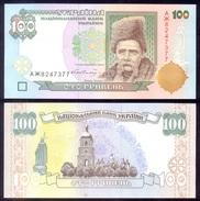 UKRAINE 100 Hryven (1996) Sign. Getman P114a UNC - Ukraine