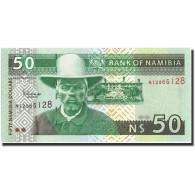 Namibia, 50 Namibia Dollars, Undated (1999), KM:7a, Undated (1999), NEUF - Namibie