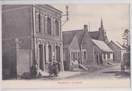 HARGICOURT (Aisne) - La Poste - Frankreich