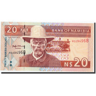 Namibia, 20 Namibia Dollars, 1996, KM:5a, 1996, NEUF - Namibie
