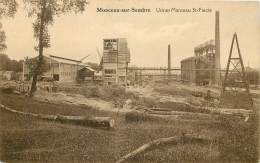 Charleroi - Monceau-sur-Sambre - Usines Monceau St-Fiacre - Charleroi