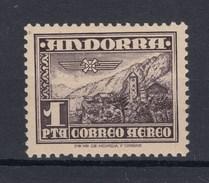 20LOTE4 ANDORRA ESPAÑOLA Nº 59 SIN CHARNELA - Andorra Española