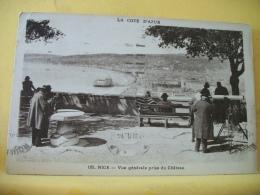 B8 6987 - 06 NICE - VUE GENERALE PRISE DU CHATEAU - 1931 - ANIMATION - Nice
