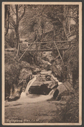 Ballaglass Glen, Isle Of Man, 1944 - Postcard - Isle Of Man