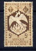 AEF - 141° - EMISSION DE LONDRES - A.E.F. (1936-1958)