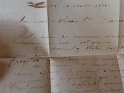 Lot Du 02.06.17_LAC Avec N°29 En Paire,de DAX Pour Barcelone,variétés - 1849-1876: Période Classique