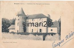 BRASSAC - CHATEAU DES MARQUIS DE BRASSAC - Brassac