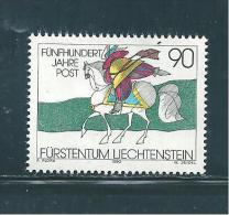 Liechtenstein Timbres De 1990  N°945   Neufs ** - Liechtenstein