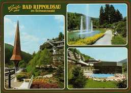 77776 Baden-Württemberg > Bad Rippoldsau - Schapbach - Bad Rippoldsau - Schapbach