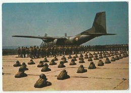 Embarquement Transall - Militaria - Avion - Parachutisme - 1946-....: Moderne