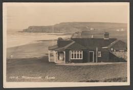 Widemouth, Bude, Cornwall, 1927 - Hawke RP Postcard - England