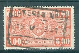 """BELGIE - TR 251 - Cachet   """"LOKEREN Nr 3"""" - (ref. 12.941) - Ferrocarril"""