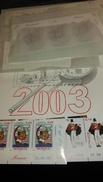 Monaco, Année Complète 2003  Sans Charniére Luxe ** Du  N° 2382 Au N° 2417 ** Catalogue Yvert Et Tellier - Années Complètes