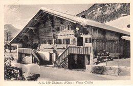 Château-d'Oex Vieux Chalet - VD Vaud