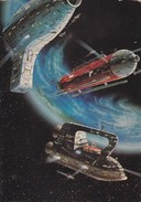 ESPACE--ELECTRIC SPACE-illusrt.  BILLY LELIVELD-science Fiction Vaisseau Spatial Univers Fantastique-voir 2 Scans - Espace