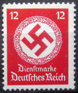 ALLEMAGNE EMPIRE                  SERVICE 99a                           NEUF** - Officials