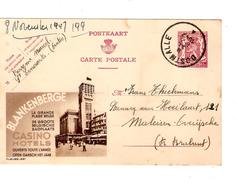 Entier CP Publibel 691A Oblitéré Oostmalle écrit De St.Lennarts  AP1052 - Publibels