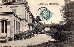 SEINE ET MARNE-Sceaux-Villa Penthièvres-Pavillon Central Et Hydrothérapie - Sceaux