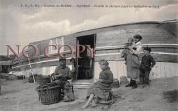 62 - Environs Du Portel - Equihen - Famille De Pêcheurs - Quartier  Des Quilles En L'air - Le Portel