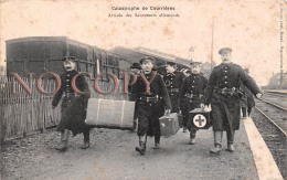 62 - Catastrophe De Courrières - Arrivée Des Sauveteurs Allemands - Autres Communes