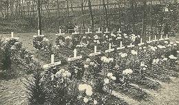 Luxembourg Clausen Tombes De Soldats Français 1914 1918 - Luxembourg - Ville