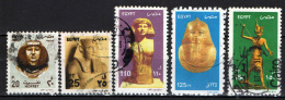 EGITTO - 2000 - TESORI DELL'EGITTO - USATI - Egypt