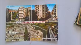 CARTOLINA SALUTI DA GENOVA BOLZANETO - Genova (Genua)