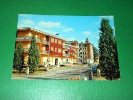 Cartolina Magenta - Via S. Crescenzia 1960 Ca - Milano (Milan)