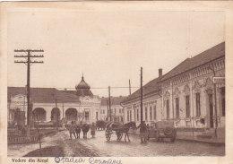 Bg - Cpa Roumanie - Vedere Din Alesd - Roumanie