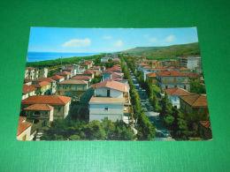Cartolina Pineto - Panorama 1970 - Teramo