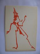 Dessin Max Ernst 1971 - Arts