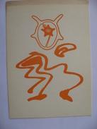 Dessin Max Ernst 1971 Galerie Lola - Arts