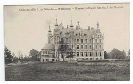 Westerloo - Kasteel Juffrouw Gravin J.de Merode 1913 - Westerlo