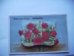Australië Australia Queensland Brisbane With Love With 12 Little Photo´s - Brisbane