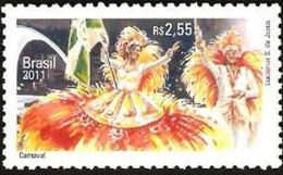 BRAZIL 2011 BRAZILIAN CARNAVAL SAMBA SCHOOL DANCERS - Brazil