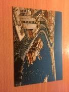 """Bari """"Lungomare A Teatro Margherita"""", Anno 1985, Viaggiata - Bari"""